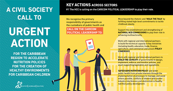 demand urgent policy action from our leaders