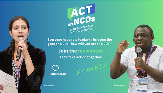 Action on NCDs