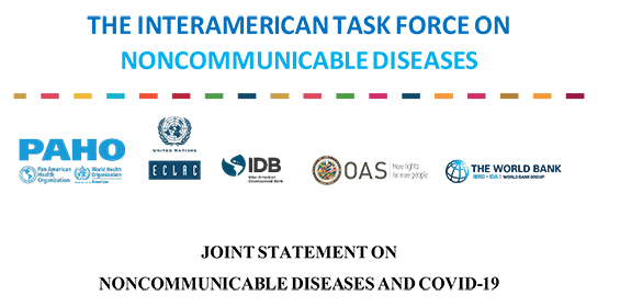 IATF Joint Statement on Noncommunicable Diseases and COVID-19