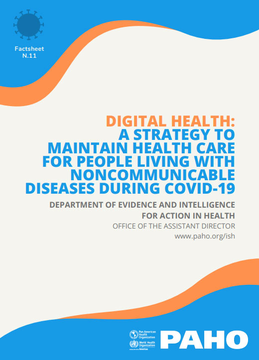 A Strategy to Maintain Health Care for People Living with Noncommunicable Diseases during COVID-19