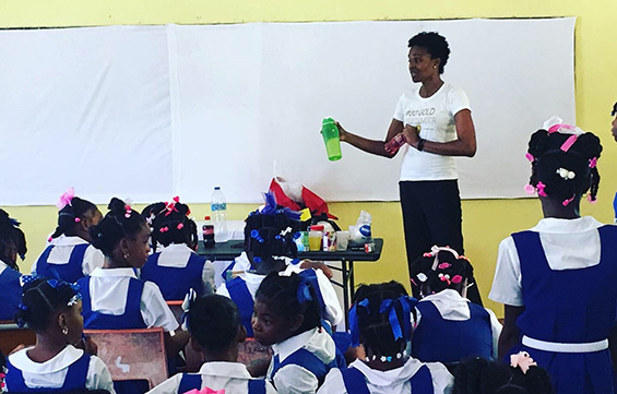 """Primary School Initiative/Programme - """"Preparing Them for a Healthy Future"""""""