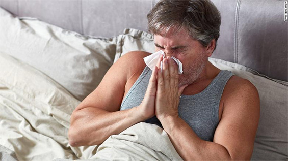 Flu Vaccine Significantly Lowers Risk of Heart Attack