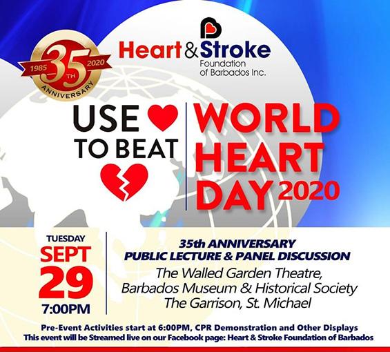 HSFB World Heart Day