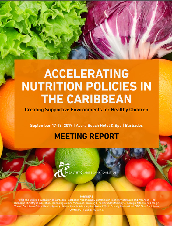 Accelerating Nutrition Policies in the Caribbean - Meeting Report