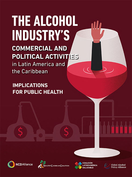 New Report Exposes Growing Influence of the Alcohol Industry in the Latin America and Caribbean Region