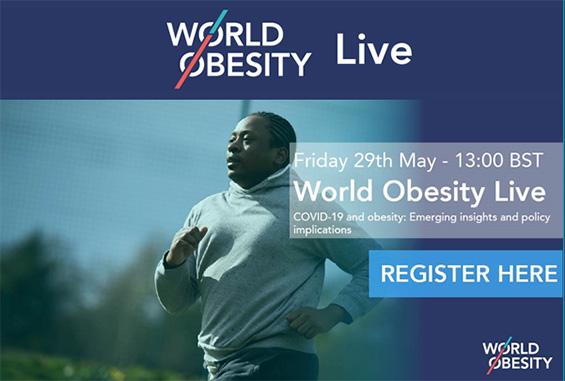 World Obesity LiveWebinar