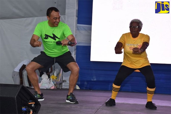 Health Ministry Encourages Jamaicans to Engage in Physical Activity