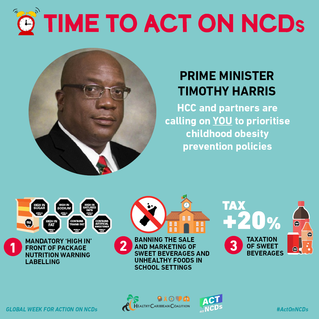 Now is the time to act on NCDs!