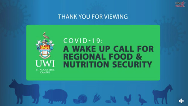 COVID-19: A Wake Up Call for Regional Food & Nutrition Security
