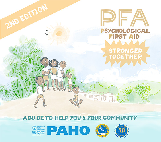 PAHO Stronger Together Campaign