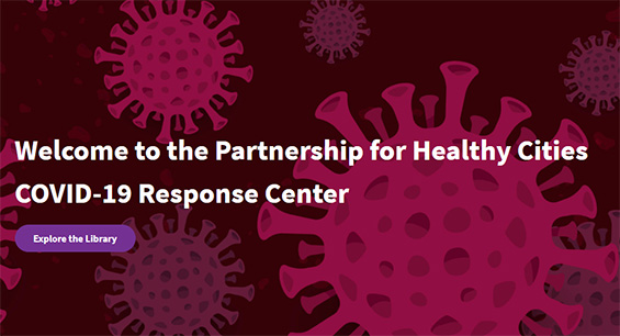 COVID-19 Response Centre for Healthy Cities