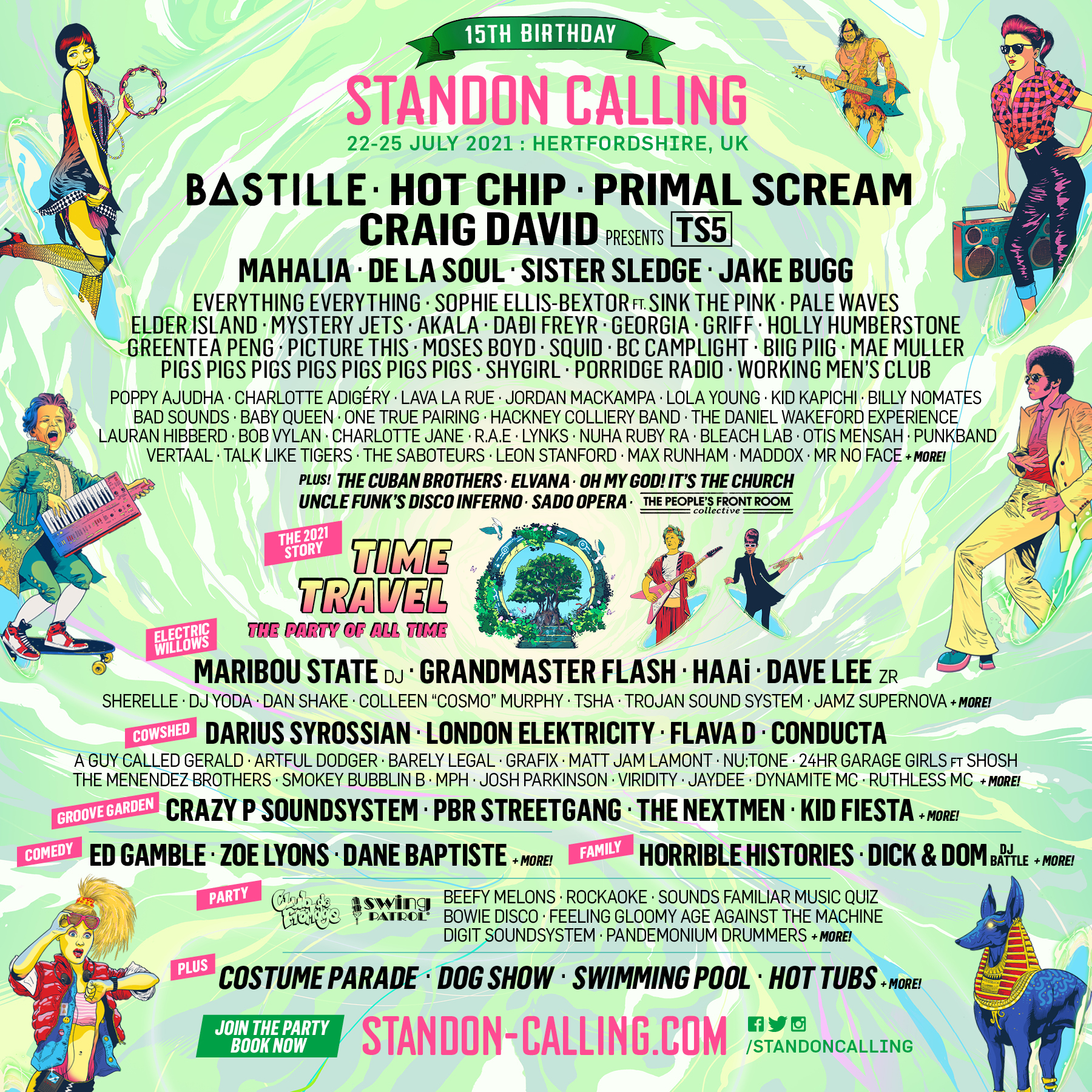 Standon Calling: New Music Just Announced! 11