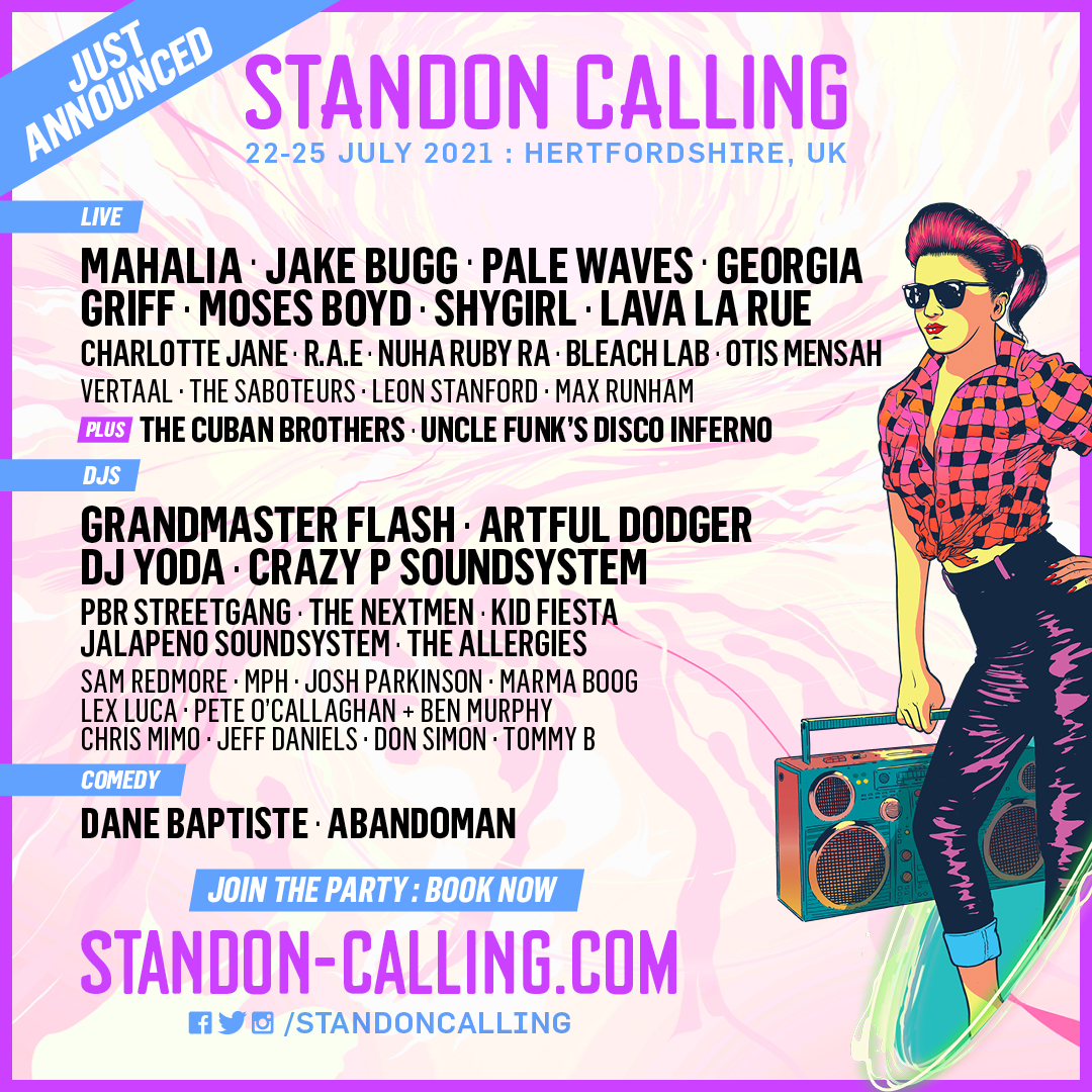 Standon Calling: New Music Just Announced! 2