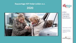 HiP Helpt Jaarverslag 2020