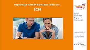 SchuldHulpMaatje Jaarverslag 2020