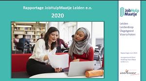 JobHulpMaatje Jaarverslag 2020