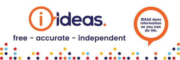 IDEAS. Free - accurate - independent. IDEAS does information so you can do life.