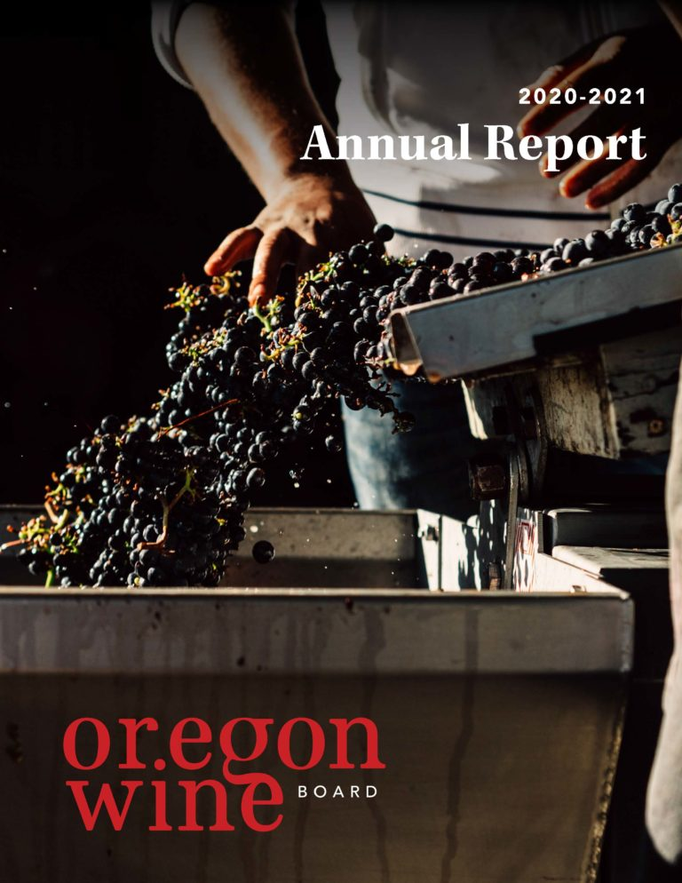 Cover image from 2020-21 Annual Report
