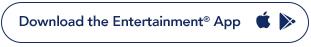 Download the Entertainment® App