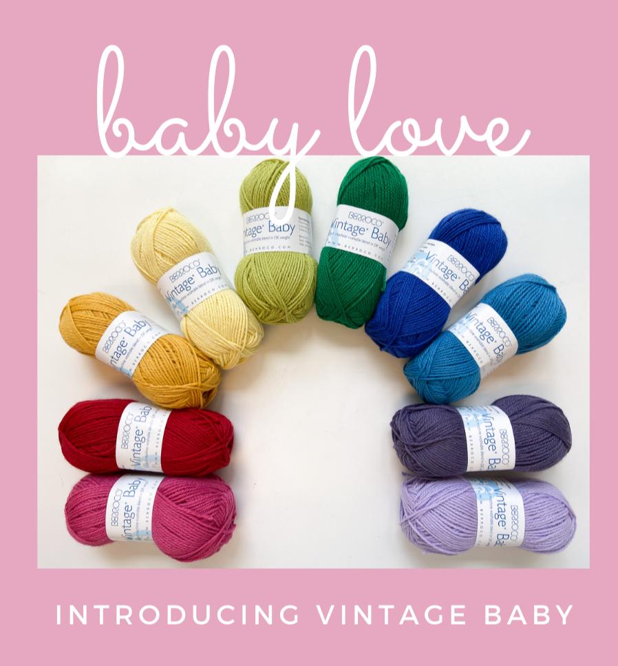 Introducing Vintage Baby!