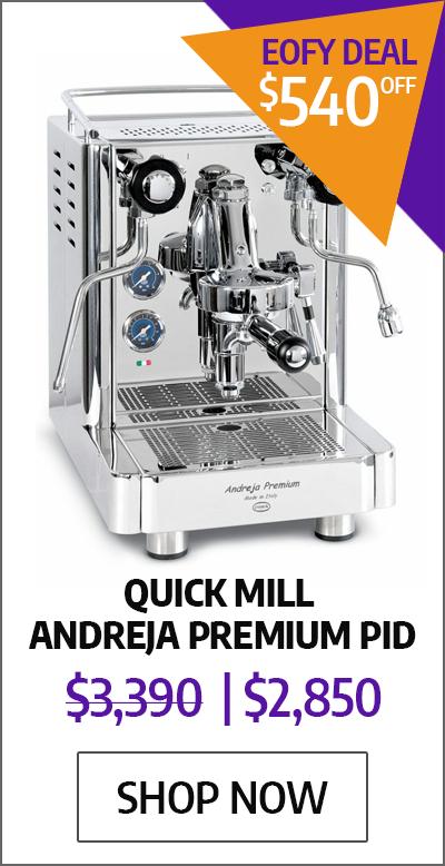 Quick Mill Andreja Premium PID