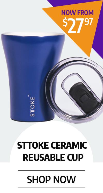 STTOKE Ceramic Reusable Cup