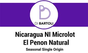 Seasonal - Nicaragua NI Microlot El Peñón Natural