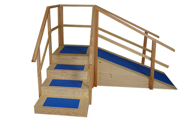Our kids would really benefit from these therapy stairs
