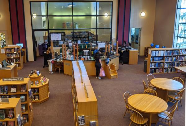 Sausalito Library