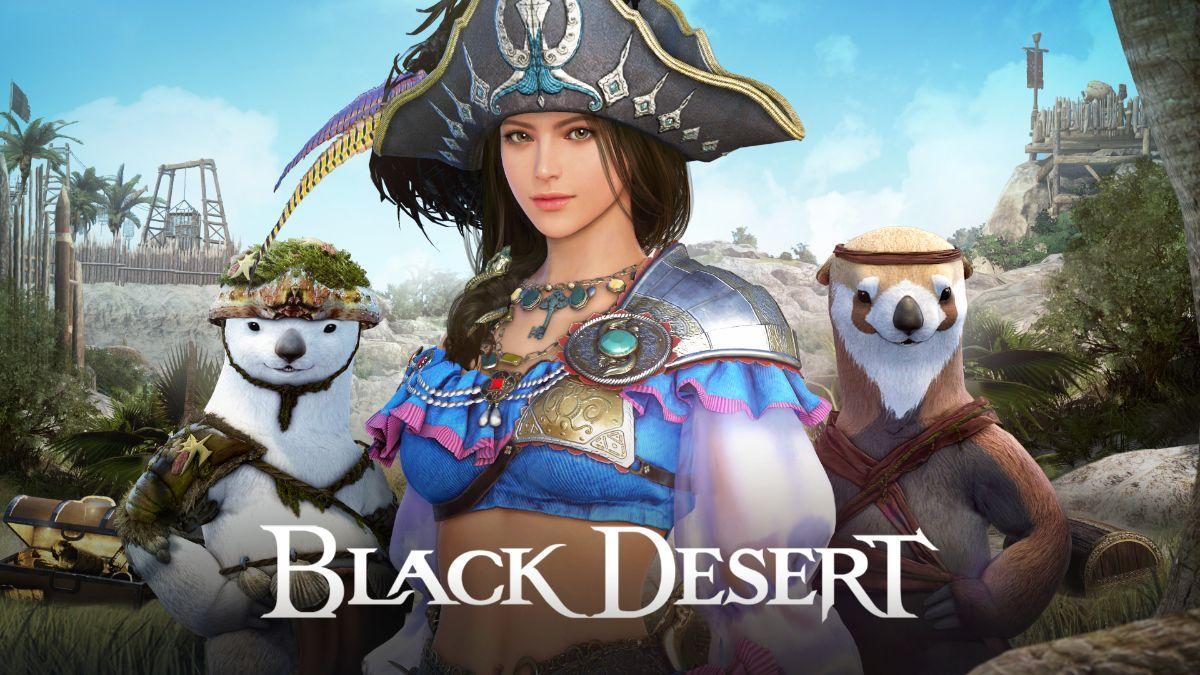 Black Desert Online recibe el Despertar de la Corsaria con una nueva actualización