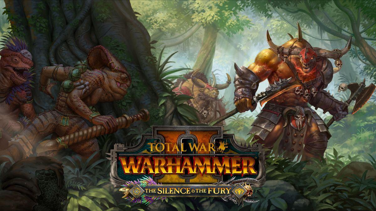 The Silence & The Fury llega a Total War: WARHAMMER II el día 14 de julio