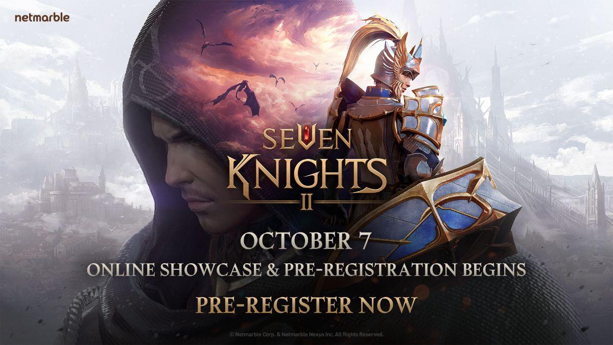 Seven Knights 2, la esperada secuela de Seven Knights, abre su prerregistro