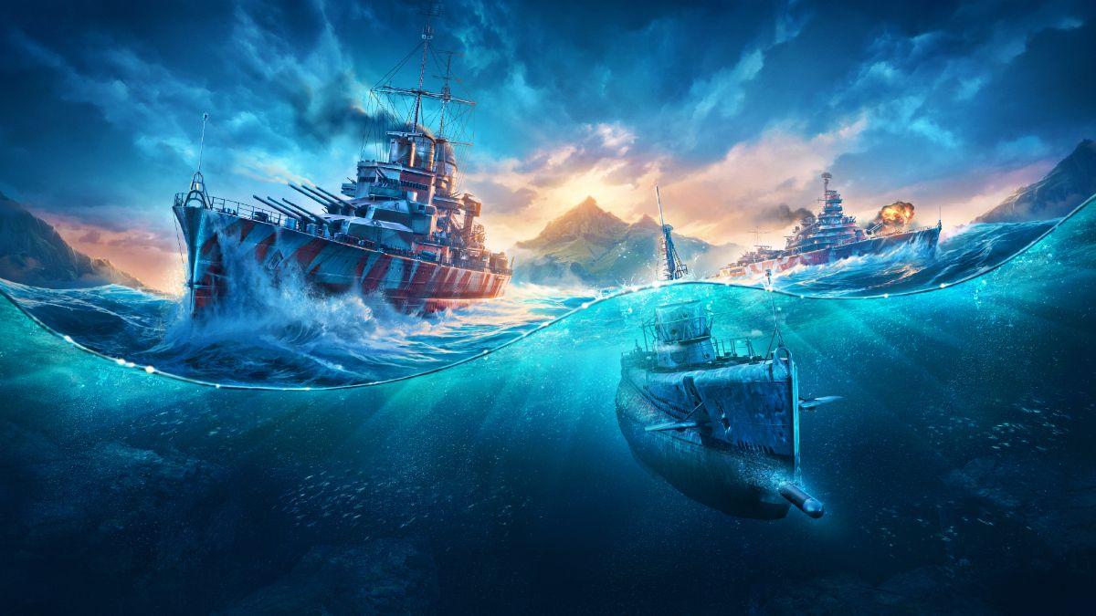 Los nuevos y letales submarinos de World of Warships traen más profundidad a la guerra naval