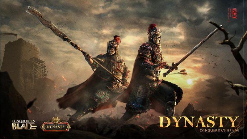 """Ya está disponible """"Dynasty"""", la nueva temporada de Conqueror's Blade inspirada en la antigua China"""