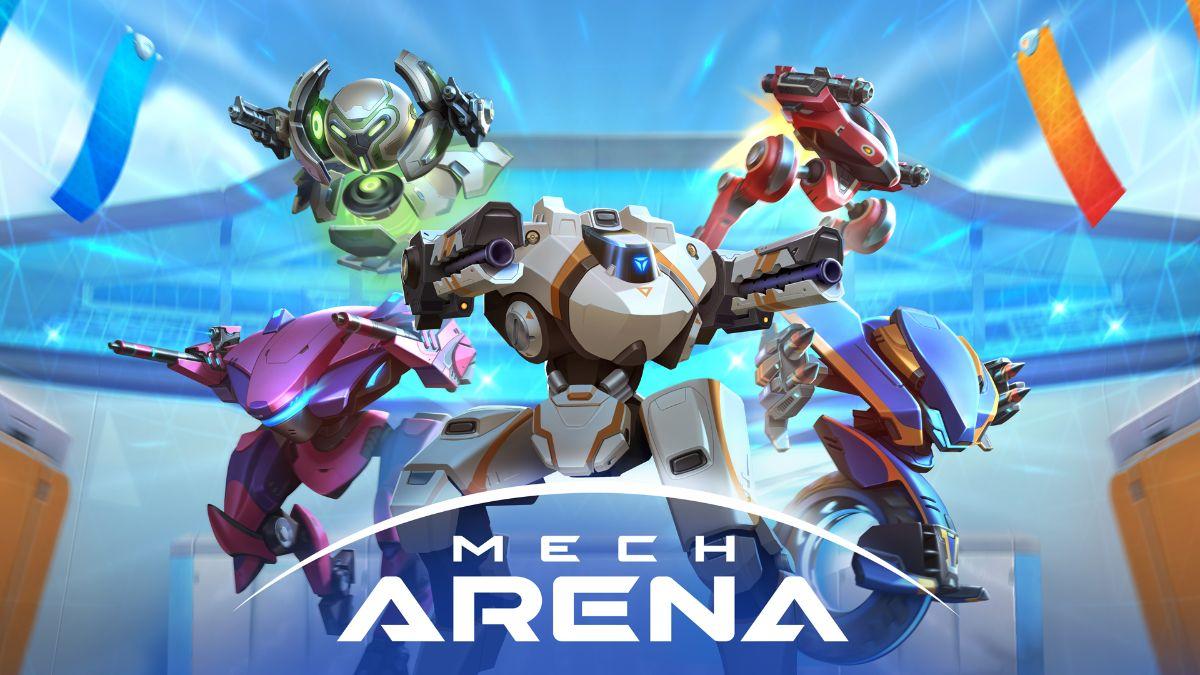 """Plarium lanza """"Mech Arena: Robot Showdown"""" en dispositivos móviles iOS y Android"""