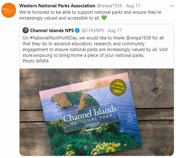 Channel Islands National Park Book