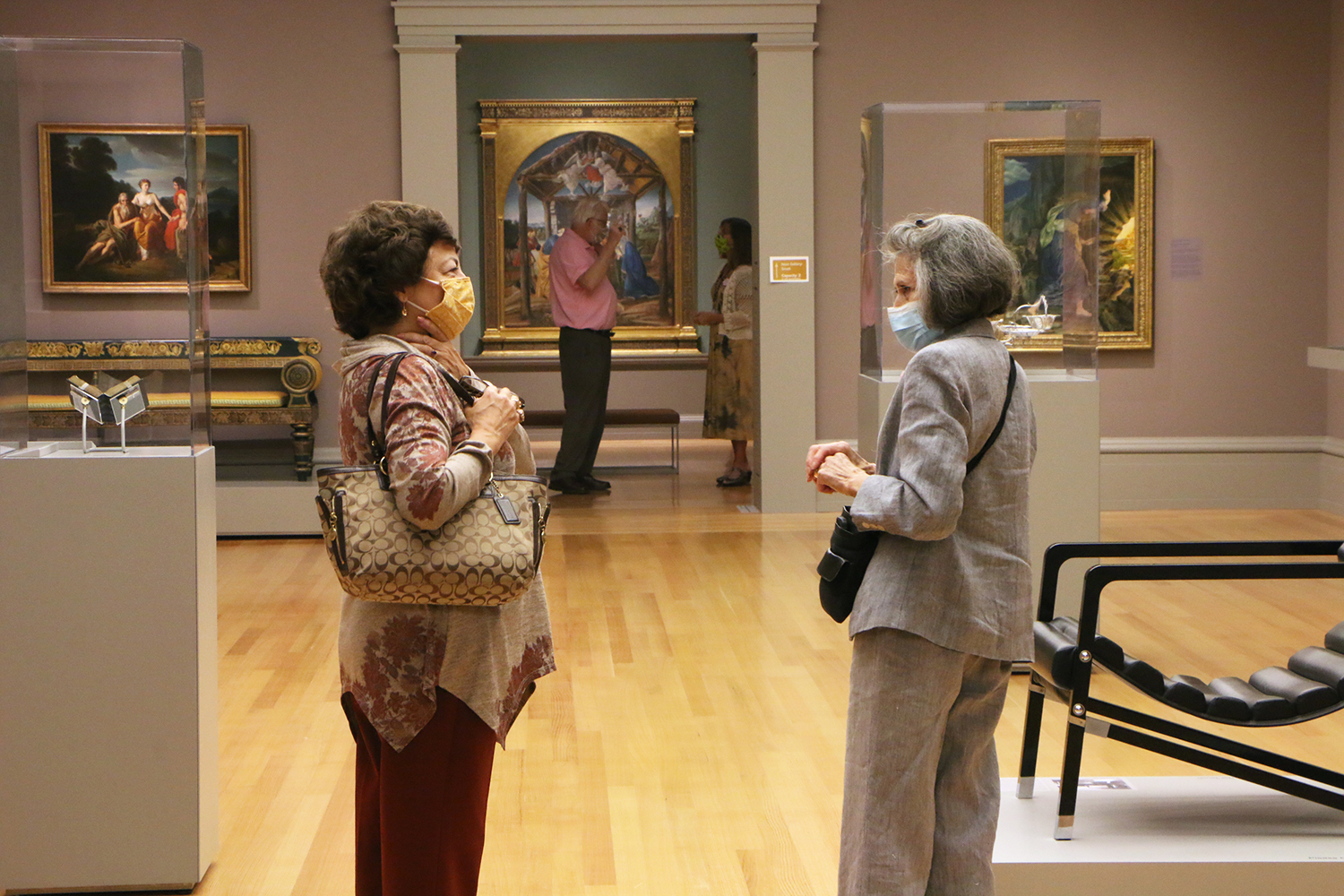 Columbia Museum of Art galleries are open with safety precautions in place | Photo provided