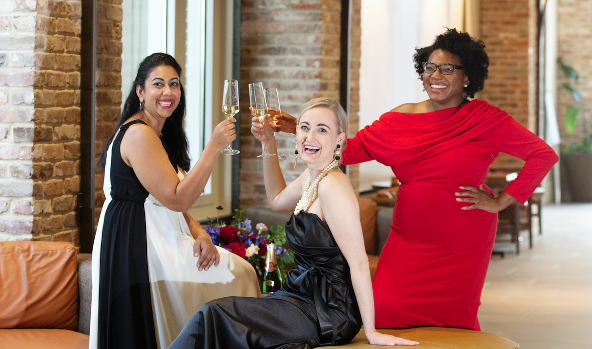 Junior League of Charleston members | Photo by Captured by Kate Photography