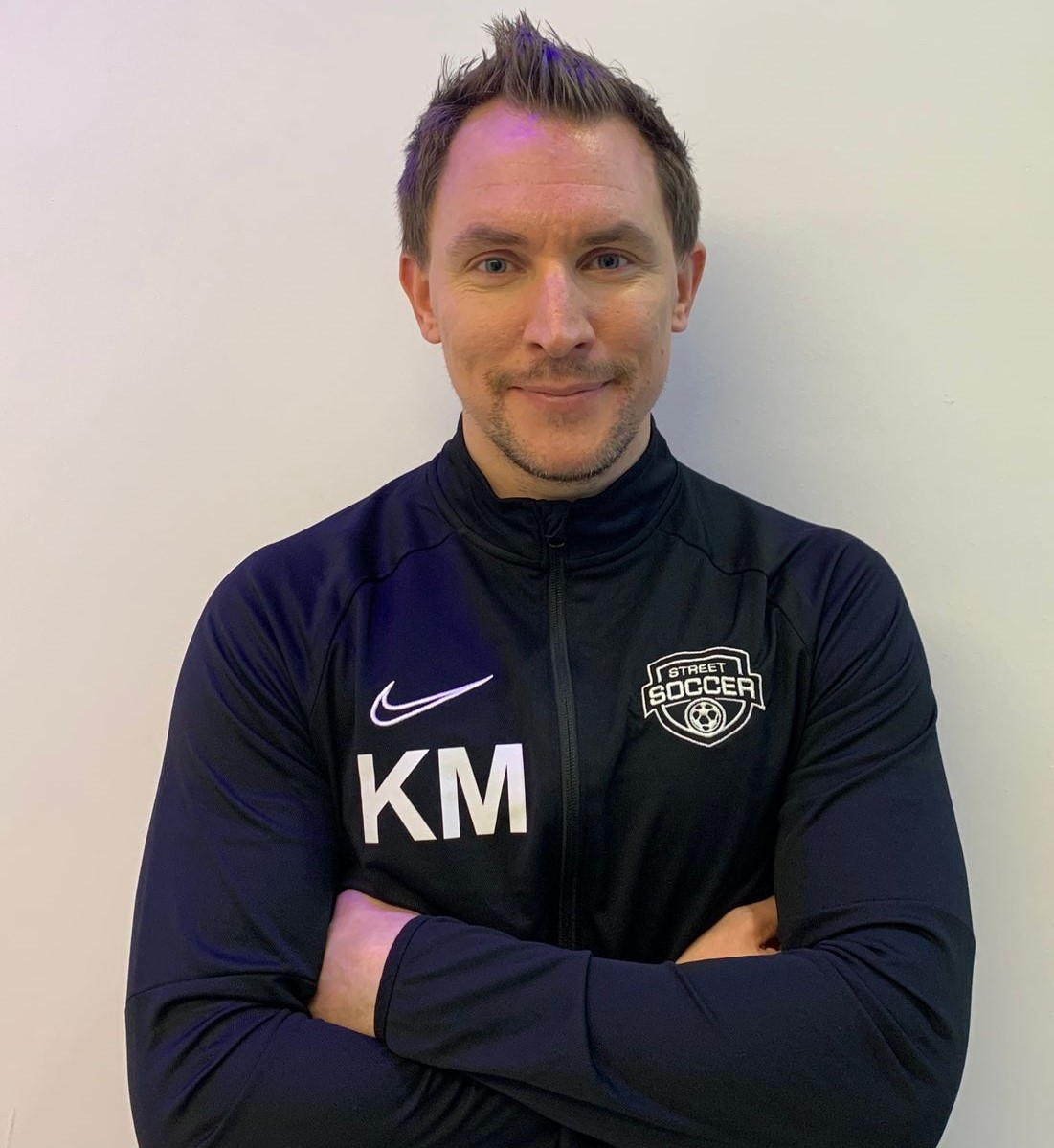 Keith Mabbutt Street Soccer Foundation CEO