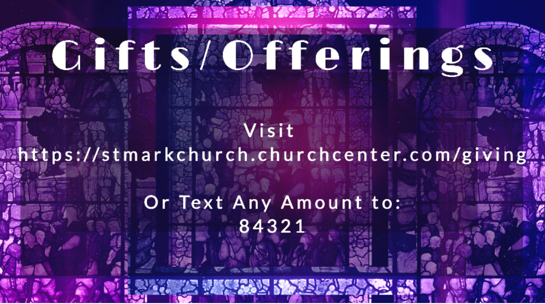 Giving - Tithes and Offerings