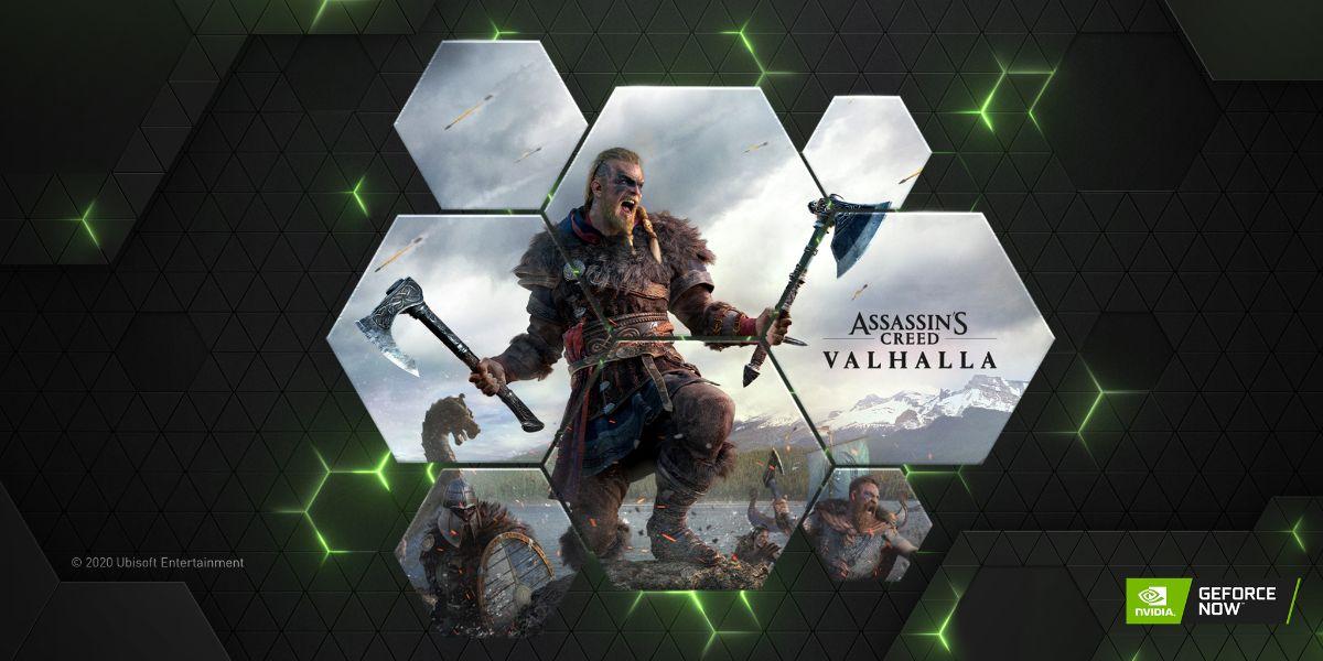 Assassins Creed Valhalla llega a GeForce NOW