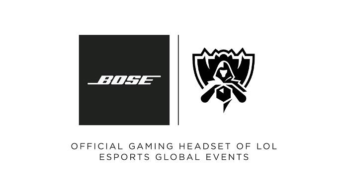 bose marca oficial esports
