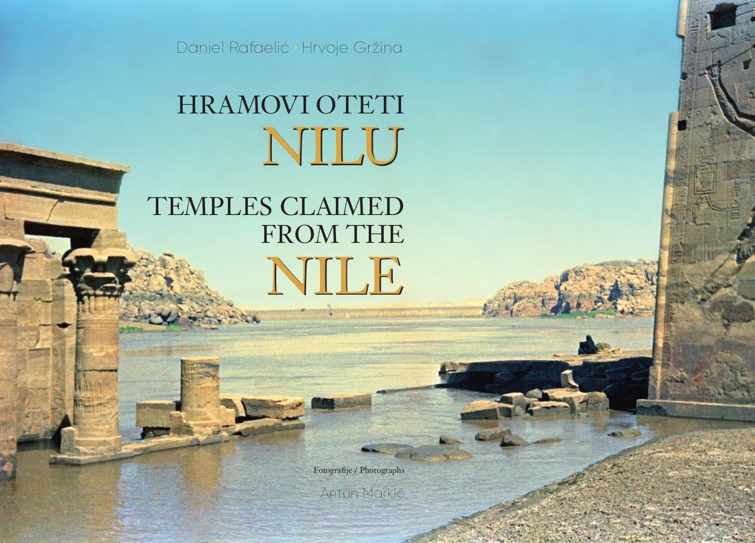 AMZ – Ljeto u Lapidariju AMZ-a: Promocija knjige 'Hramovi oteti Nilu' (PRESS)