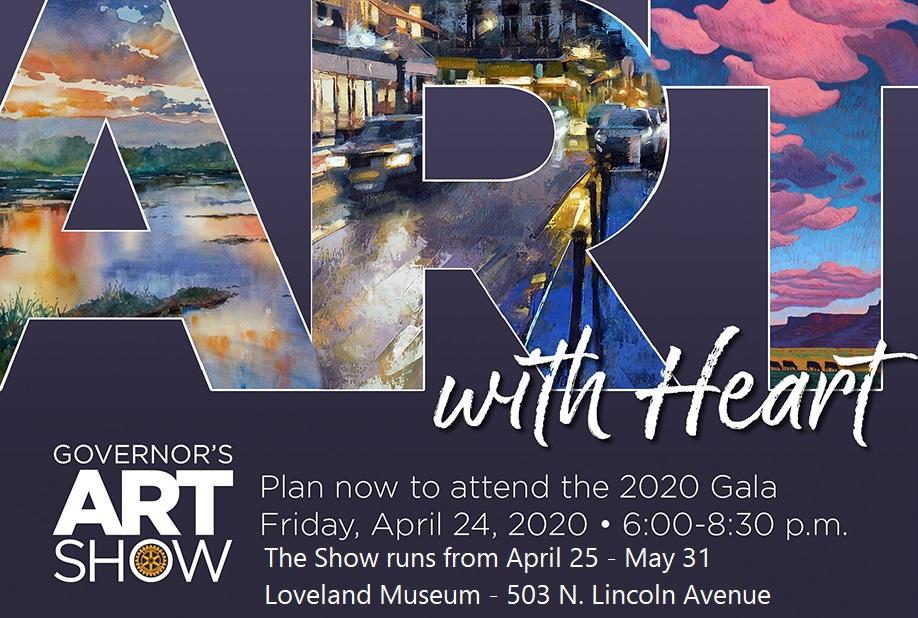 Governor's Art Show