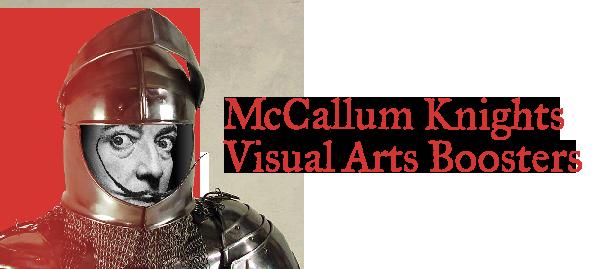 McCallum Visual Arts Boosters