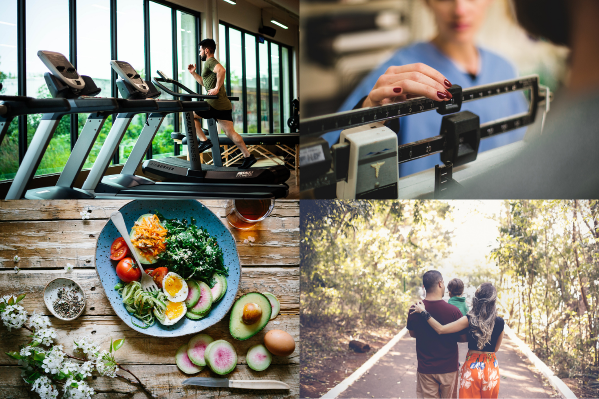 Diet and Exercise Study at The Lundquist Institute