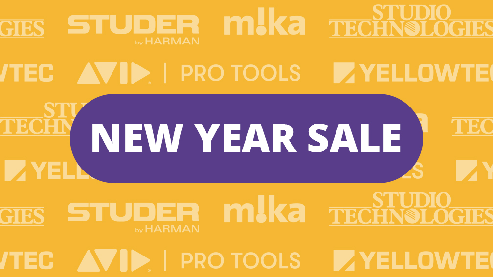 Great savings in the HHB New Year sale