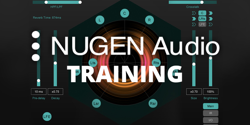 Nugen Audio Training