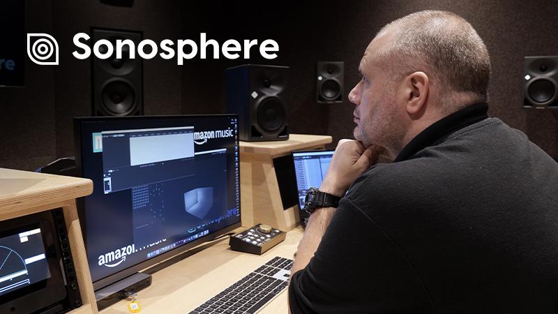 Sonosphere collaborates on immersive mix room at Metropolis