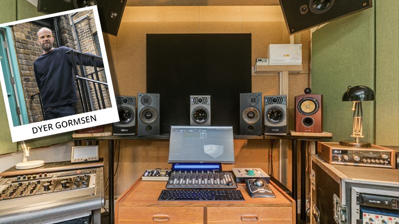 Eastcote Studios Upgrades to Dolby Atmos
